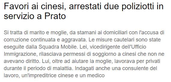 """视频)Prato:移民局副局长夫妇为华人""""包办居留""""被抓!1女华商涉案!_ ..."""