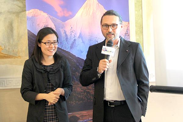 2016四川旅游意大利(罗马)推介会成功举行