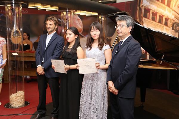 米兰国际音乐节——蒙基诺音乐周汇报演出在斯福尔扎城堡举行