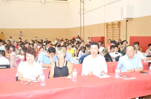 罗马成功举办海外青少年作文大赛颁奖大会 暨罗马东方语言学校首