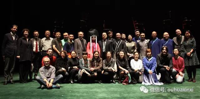 歌德名著京剧版《浮士德》在意大利普拉托隆重上演
