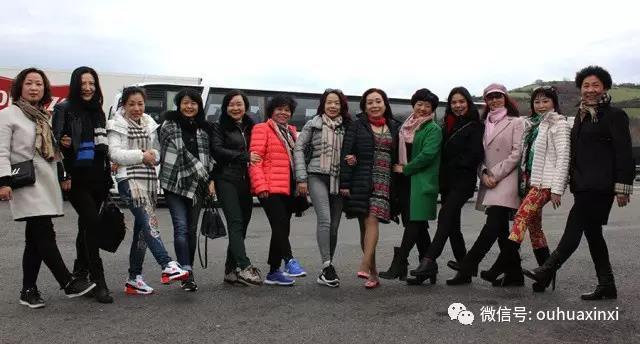 """欢度""""三八""""妇女节 佛罗伦萨华侨华人妇女联合会举行一日游活动"""