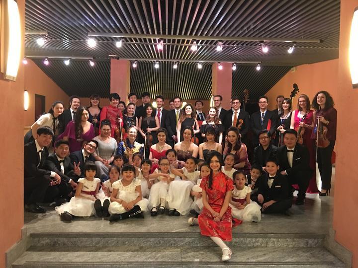 重庆时时彩网络平台:2018意大利第二届华人春节晚会成功举办