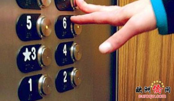 """急速赛车彩票直播:意大利电梯__发生""""吃""""人惨剧_上下电梯看好再动"""