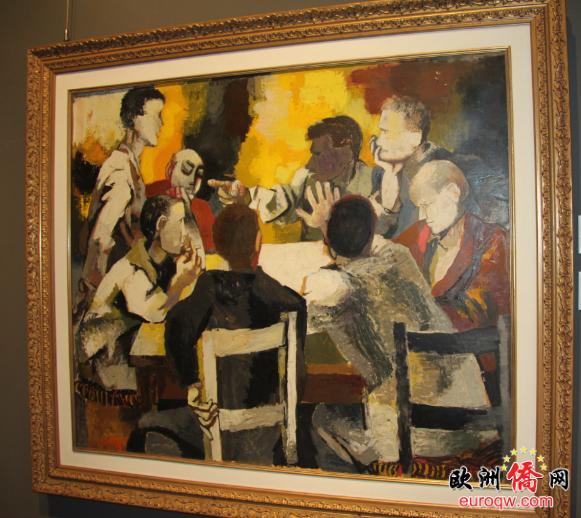 急速赛车是统一开奖么:一幅画值百万欧元,带你见识米兰苏富比拍卖行的作品