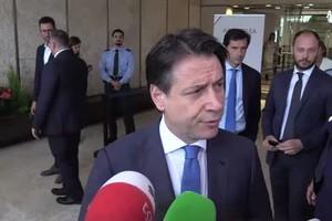 Conte: ridurre debito senza misure recessive (ANSA)
