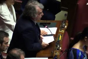 Ue, Brunetta: se Tria non ha mandato pieno e' fine governo (ANSA)