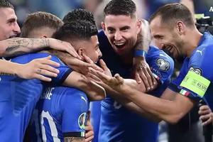 Euro 2020, Italia-Bosnia 2-1 (ANSA)