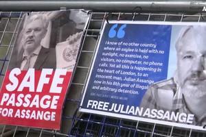 Gb anticipa ok a estradizione Assange in Usa (ANSA)
