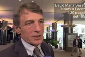 Chi e' David Sassoli, nuovo presidente del Parlamento Europeo (ANSA)