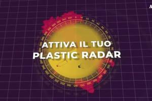 Greenpeace, torna plastic radar (ANSA)