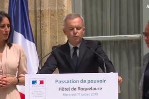 Aragoste e champagne, si dimette il ministro di Macron (ANSA)
