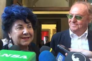 De Crescenzo, Laurito: c'era sempre voglia di stare insieme (ANSA)