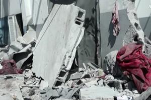 Raid aereo su Tripoli, colpito un ospedale (ANSA)