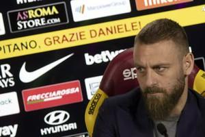 Audio De Rossi: 'poi Roma mi ha offerto 100.000 a gara' (ANSA)